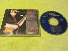 The Blues Is Bryan Lee and the Jump Street Five 1991 CD Album Rock MINT
