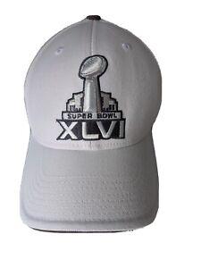 Reebok Indianapolis Colts 2012 Super Bowl XLVI  Team Apparel  Cap Hat Adjustable