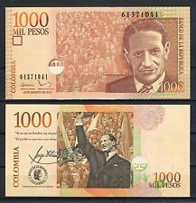 COLOMBIA 1000 PESOS AÑO 2015  Pick 456   SC  UNC