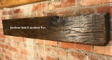 Oak Fascia Mantle Mantel Handmade Rustic Kiln Dried Wood Burn Stove Fireplace