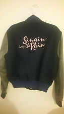 'Singin In The Rain' Broadway Show Musical Jacket, Sz M