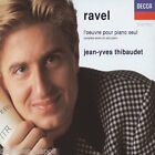 Ravel: L'oeuvre Pour Piano Seul (L9Opera Per Piano) Jean-yves Thibaude CD Decca