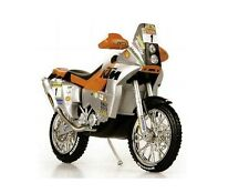 "KTM LC8 950R #1 F.Meoni ""Winner Rally Dakar"" 2002 (Norev 1:24 / 242001)"