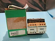 SCHNEIDER ELECTRIC LC2D12G7 REVERSING CONTACTOR 110/120V COIL