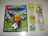 WORLD CUP DISNEY BRASIL 2014 ALBUM NAVARRETE - 100% Complete to paste