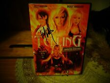 the telling signed dvd by 8 people