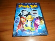 Shark Tale (DVD, 2005, Widescreen) Used Dreamworks Animation