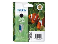 3 Stk. X Epson Tintenpatrone T026 schwarz
