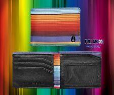 New Nixon Cape Serape Multi Mens Bi-Fold Wallet