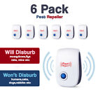 6pcs Ultrasonic Pest Reject Home Control Electronic Repellent Mice Rat Repeller photo
