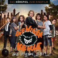 DIE WILDEN KERLE - DIE WILDEN KERLE 6-DAS HÖRSPIEL ZUM KINOFILM  CD NEW