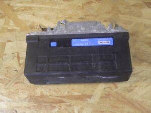 9264 Steuergerät ABS MERCEDES 190 (W201) 0055452132 0265101018 BOSCH