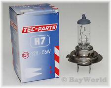 1 St. H7 12V 55W Halogen Glühbirne PX26d Autolampe E4 Zulassung 12070 TEC-PARTS