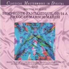 Hector Berlioz-SINFONIA fantastique op.14a (Anton Nanut) CD