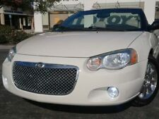 2004 2005 2006 Chrysler Sebring Convetible & Sedan Halo Fog Driving Lamp Kit