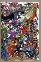 GN/TPB JLA / Avengers #3-2003 nm 9.4 Newsstand Variant Batman Superman Justice L