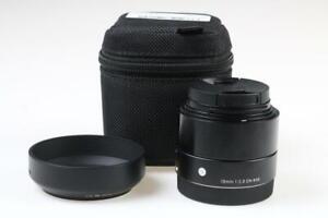 SIGMA 19mm f/2,8 DN Art für Sony E-Mount - Schwarz - SNr: 53328934