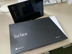 Microsoft Surface RT 32GB, Wi-Fi, 10.6in - Dark Titanium (with Black Touch