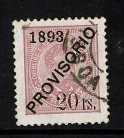 Portugal SC# 91, Used, small upper left corner thin - Lot 082217