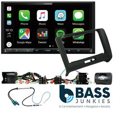 "Audi TT 2006-14 MK2 Kenwood 7"" Mechless DAB Bluetooth Carplay Android Car Stereo"