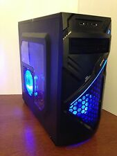 NEW Gaming PC Desktop Computer AMD A6-5400B 3.8 GHz 500GB 8GB RAM WIN 10  WIFI