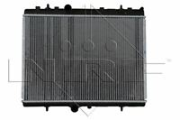 ENGINE COOLING RADIATOR NRF OE QUALITY REPLACEMENT 50437