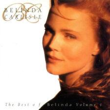 CD de musique album Belinda Carlisle