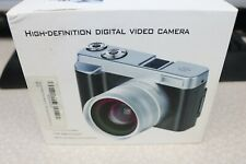 HIGH Digital Camera HD 1080P 24MP Vlogging Camera 16X Digital Zoom Camcorder