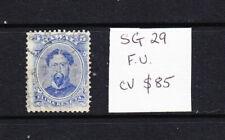Hawaii.  SG 29  F.U.  cv $85  L5351