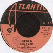 ROSEBUD - Have A Cigar / Free Four - Atlantic