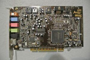 CREATIVE SOUND BLASTER AUDIGY GAMER 24BIT PCI 5.1 SOUND CARD W/FIREWIRE SB0090