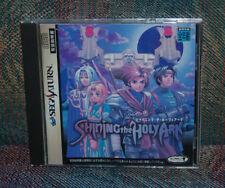 [JPN] Shining the Holy Ark for Sega Saturn. Very Good condition