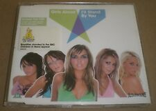 I'll Stand By You Girls Aloud~2004 UK Import Pop CD Single~FAST SHIPPING!!!