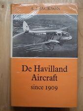 De Havilland Aircraft Since 1909 - A.J. Jackson (Putnam) *New Edition*