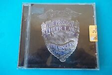 "THE PRODIGY "" THEIR LAW "" The Singles 1990-2005 CD NUOVO"