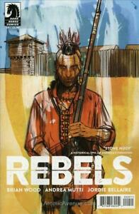Rebels (Dark Horse) #9 VF; Dark Horse | save on shipping - details inside