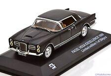 1:43 Ixo Facel Vega Excellence 1960 black ltd. 504 pcs.