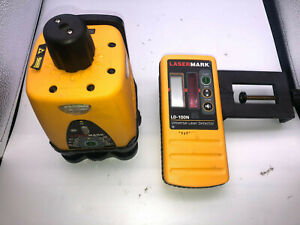 CST Berger Lasermark LM30 (LM-30) Rotary Laser Level w/ LD-100N Detector