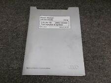 1992-1997 Audi 100 S4 A6 S6 2.8L Shop Service Repair Manual 1993 1994 1995 1996