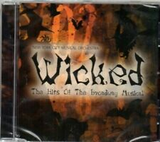 New York City Musical Orchestra - Wicked The Hits of the Broadway Musical - CD -