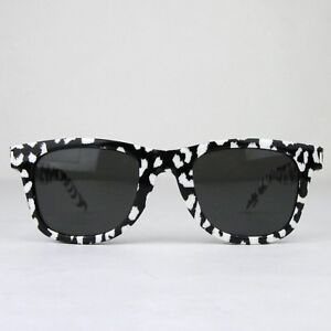 Saint Laurent Black/White Cheetah Print Sunglasses SL 51 Prints 447676 1098