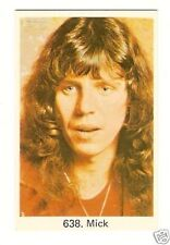 The Sweet Brian Connolly #638 Vintage Euro Card Mick