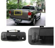 For Toyota Tundra 2007-2014 Tailgate Handle Rear View Reversing Backup Camera