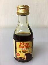 Mignon Miniature Kina Rubia Elixir Di China Zucca Rabarzucca 2,7cl 30 Vol