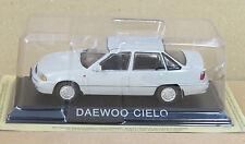 "DIE CAST "" DAEWOO CIELO "" LEGENDARY CARS SCALA 1/43"