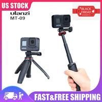 Ulanzi MT-09 Mini Extendable Tripod for Go pro Hero 8 7 6 5 Action Camera X8A9