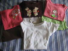 VGUC Lot of 2T/24M/3T Gymboree & Jumping Beans Girls Clothes Cute Easter Shirt