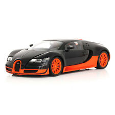 Minichamps 1.18 Scale Bugatti Veyron Super Sport Carbon / Orange  2010 / 11