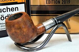 EXCELLENT MEDICO METAL COLLAR BILLIARD Pipe Pfeife Pipa Whistle