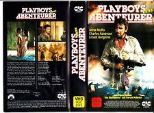 """VHS - FSK 18 - """" PLAYBOYS und Abenteurer """" (1969) - Candice Bergen"""